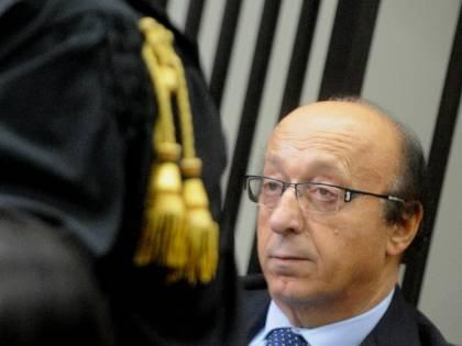 """Processo Calciopoli, la richiesta dei pm di Napoli  """"Condannare Moggi a cinque anni e otto mesi"""""""