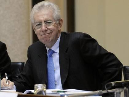 Mario Monti senatore a vita Lo ha nominato Napolitano
