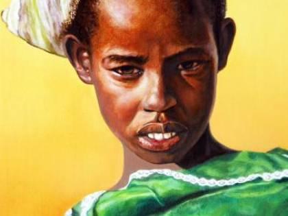 Gianni Carrea, il pittore con il «mal d'Africa»