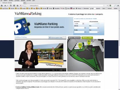 Tutti i vantaggi di parcheggiare l'auto con ViaMilano.Parking