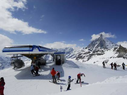"""Per promuovere il turismo<br />la Valle d'Aosta """"regala""""<br />3 milioni di euro alla Rai"""