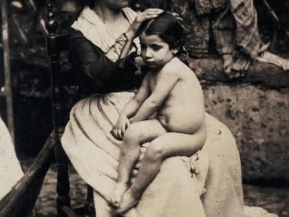 Al Parenti la grande storia della fotografia d'autore