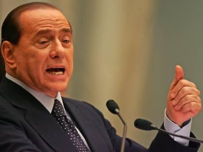 """Caso Mills, Berlusconi:<br />""""Uno dei tanti processi <br />inventati contro di me"""""""