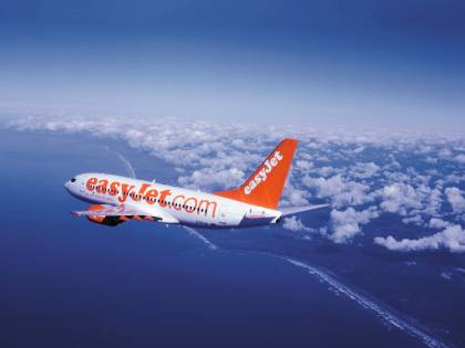 EasyJet, venti rotte per l'estate Malpensa base strategica