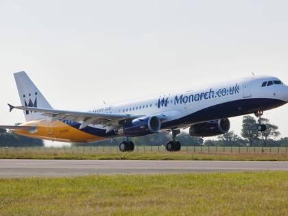 Londra, Birmingham e Manchester: nuove rotte Monarch da Malpensa