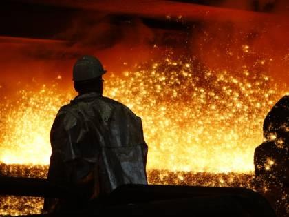 Industria in difficoltà<br />Il fatturato torna su<br />ma crollano gli ordini