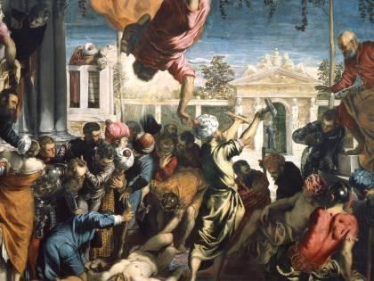 Tintoretto, il sacro fuoco di un maestro mattatore