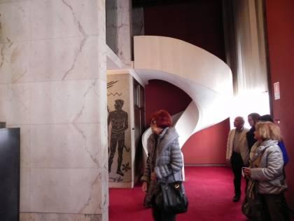 Il Senato, la Farnesina<br />e la palestra del Duce:<br />ecco l'architettura romana