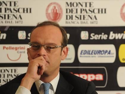Mezzaroma indagato, Siena rischia la B