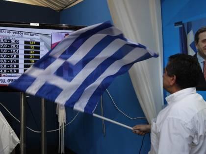 In Grecia vincono i partiti pro euro