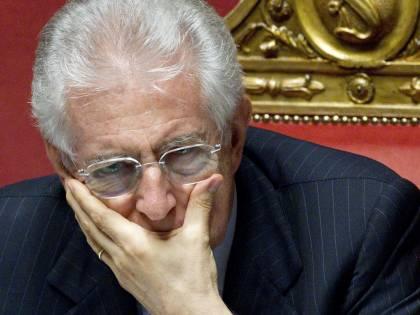 Monti: duriamo fino al 2013