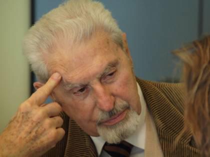 Israele rende omaggio a Vittorio Dan Segre