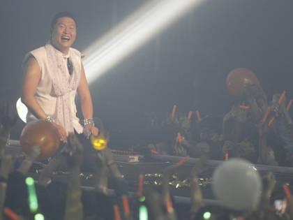 Psy, la Corea del Gangnam Style