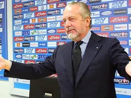 Figc, deferiti De Laurentiis e Conte