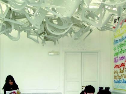 Se al Museo c'è la sala di conversazioneVilla Croce, il nuovo spazio caffetteria di Nom de Plume