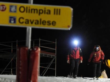 L'anno di motoslitta selvaggia ultima follia sulle piste da sci