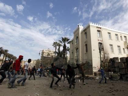 Egitto, nel secondo anniversario della rivoluzione esplode la protesta