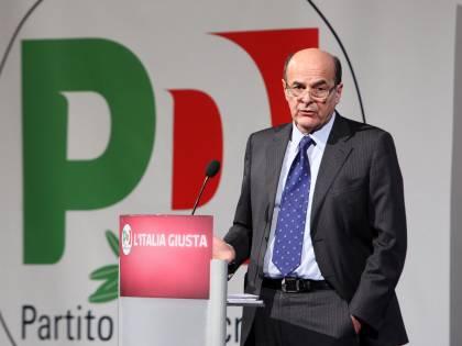 """Ecco la priorità di Bersani per convincere gli anti Cav: """"Legge su conflitto d'interessi"""""""