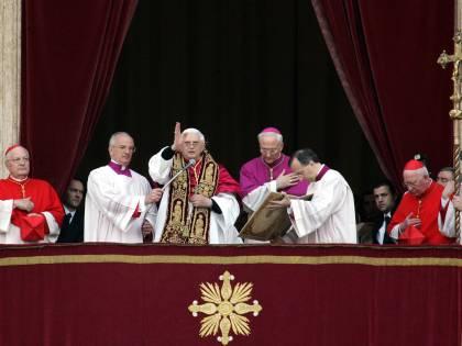 Dimissioni di papa Benedetto XVI