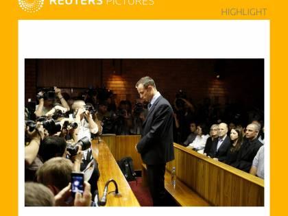 Oscar Pistorius è libero su cauzione