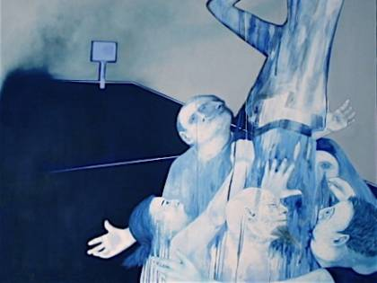 Giulia Gerace, la pittrice che scava nell'anima