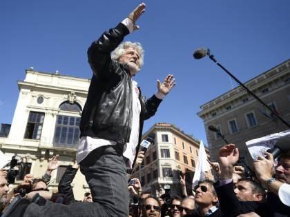 """Rivolta M5S contro Grillo: """"Vogliamo tutta la diaria"""""""
