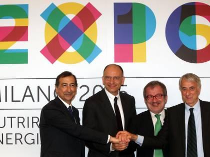 Letta a Milano per rilanciare l'Expo
