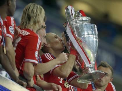 """Il ritorno """"filantropico"""" di Robben"""