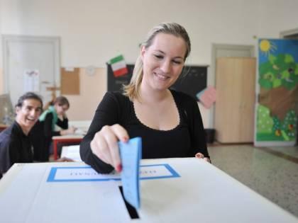 Comunali, seggi aperti 7 milioni chiamati al voto