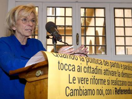 """Finanziamenti ai partiti, Bonino: """"I radicali potrebbero lanciare un referendum"""""""