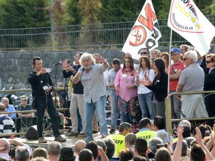 Grillo minaccia la Rai e i giornalisti