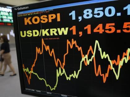 La Fed affonda le Borse Asia ai minimi dal 2011, in ribasso tutta l'Europa