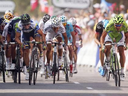 Tour: la cronosquadre premia Gerrans, Froome guadagna già sui rivali