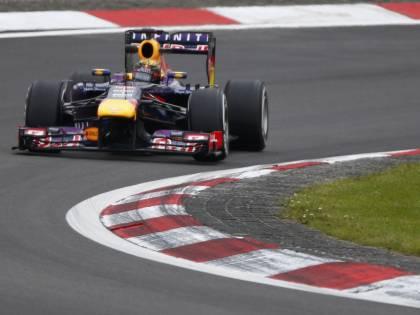 Libere F1 in Germania, vola Vettel