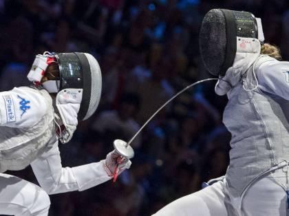 Scherma, Arianna Errigo medaglia d'oro mondiale a Budapest