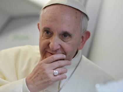 """Bergoglio ai musulmani: """"Siete nostri fratelli, ci sia rispetto reciproco"""""""