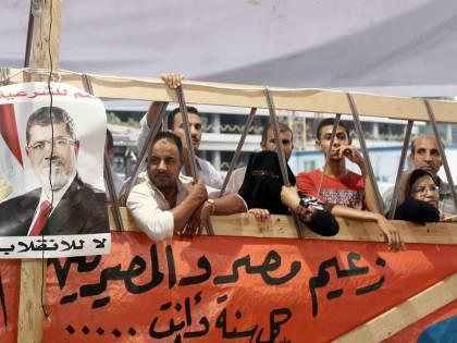 L'Egitto dei generali ribalta pena di morte per l'ex leader Morsi