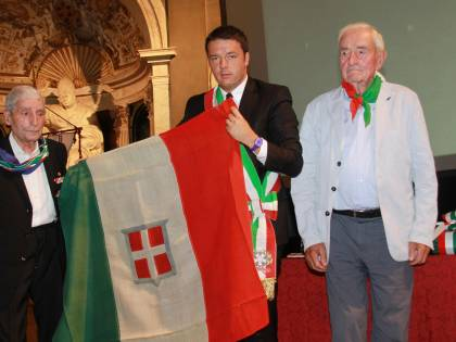 La metamorfosi di Renzi: da rottamatore a riciclatore