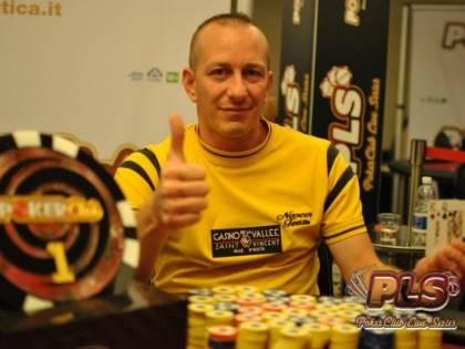 PokerClub Live Series: la vittoria è di Sanpirisi