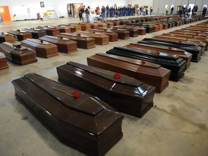 Lampedusa, recuperati altri corpi