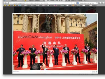 TheMicamShanghai, le scarpe italiane alla conquista della Cina