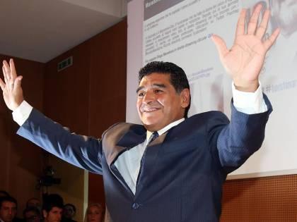 Colombia, Maradona invitato alla partita della Pace