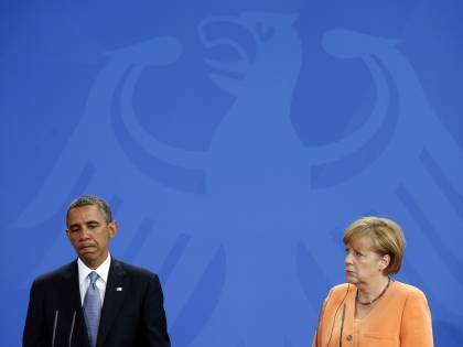 Se ne accorge pure Obama: politica economica Merkel frena la ripresa dell'Eurozona