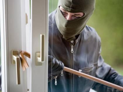 Boom di furti in casa: le città più pericolose