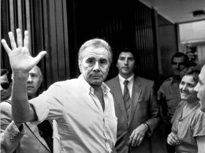 Esclusiva Giornale OFF Le immagini del docufilm su Enzo Tortora
