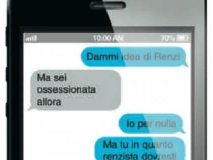 """""""Farò un pezzo contro Renzi"""". Matteo l'imbroglione mente anche su un """"semplice"""" sms"""
