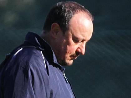 """Rafa Benitez: """"L'Inter mi aveva promesso giocatori che non sono mai arrivati"""""""