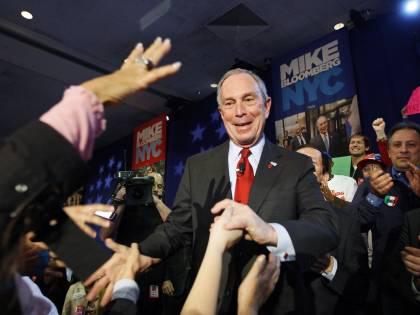 Bloomberg vuole sfidare Trump alle elezioni del 2020