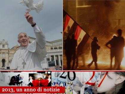 Dodici video per raccontare un 2013 ricco di avvenimenti
