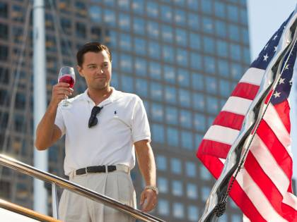 """Il film del weekend: """"The Wolf of Wall Street"""""""